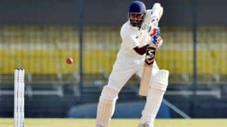 Wasim Jaffer becomes first to reach 11,000 runs in Ranji Trophy