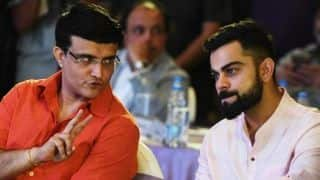 Pick best players and give them consistent opportunities: Sourav Ganguly