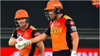 IPL 2020 SRH vs KXIP: Very pleased, that's my third fifty in the competition; Says Jonny Bairstaw