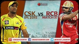 Chennai Super Kings vs Royal Challengers Bangalore, IPL 2015 Match 37 Preview