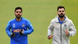 India vs Pakistan: Virat Kohli gives important update on Bhuvneshwar Kumar injury after match