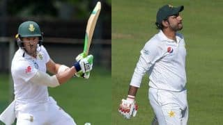 South Africa vs Pakistan,Centurion Test: Sarfraz Ahmed, Faf Du Plessis create unwanted record