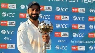 India retain ICC Test Championship Mace for the third year in a row