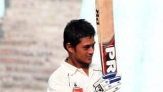 गुजरात बनाम झारखंड सेमीफाइनल मैच के दूसरे दिन की रिपोर्ट