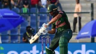 Asia Cup 2018: Mahmudullah thrives on being Bangladesh's crisis man