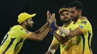 Dhoni, du Plessis and bowlers star as CSK return to winning ways