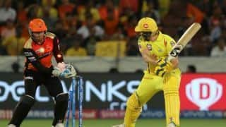 IPL 2019: CSK's weakness exposed for the first time in this season, says coach Stephen Fleming