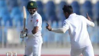 1st Test: Bangladesh Pacers Stage Fightback Against Pakistan