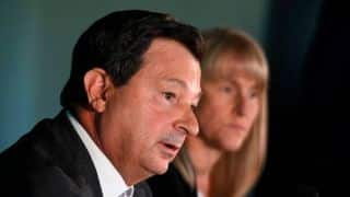 Cricket Australia chairman David Peever resigns