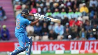 ICC Cricket World Cup 2019: India vs Afghanistan, Match 28th at Southampton, India won toss decided to bat first , bhuvneshwar out shami in