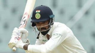 2nd Unofficial Test, India A vs England Lions: 81 for KL Rahul as India A end Day 1 at 282/3