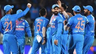 2nd T20I: India chase series-levelling win against Australia