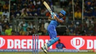 I am glad to bat anywhere the team wants me to: Pant