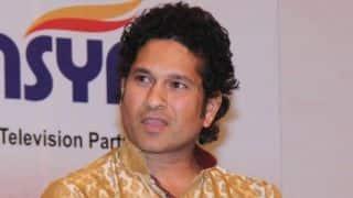 Sachin Tendulkar fans turn Durga Puja pandal into cricket stadium