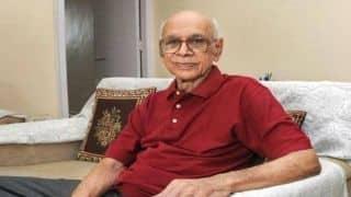 Vice President Venkaiah Naidu condoles demise of cricket legend Bapu Nadkarni
