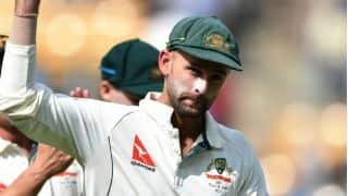 India vs Australia, 2nd Test at Bengaluru, Day 1: Nathan Lyon Press Conference
