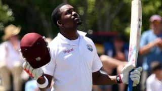 Darren Bravo inspired by Brian Lara's advice, Kirk Edwards's batting