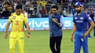 Chennai Super Kings vs Mumbai Indians, IPL 2019, LIVE streaming: Teams, time in IST and where to watch on TV and online in India