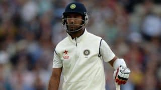 Cheteshwar Pujara will learn from England tour, says father and coach Arvind Pujara