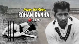 Rohan Kanhai: 10 facts to know about the West Indian batsman