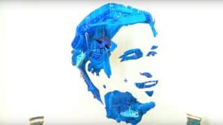 Creative genius Harun Rob's Tribute to Sachin Tendulkar on his 44th birthday