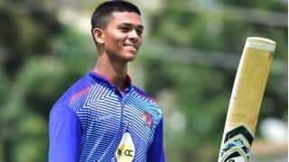 Yashasvi Jaiswal's all-round performance help India U-19 team beat South Africa by eight wickets to win youth ODI series