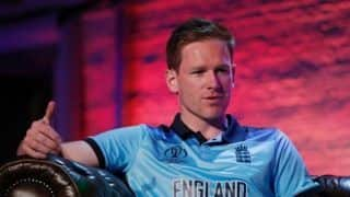 Cricket World Cup 2019: England skipper Eoin Morgan injures finger, to miss warm-up game against Australia