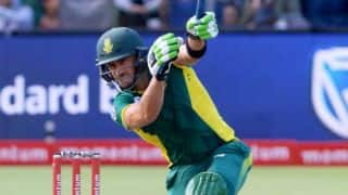 SA vs SL, 3rd ODI: du Plessis gets wishes from teammates ahead of 100th match