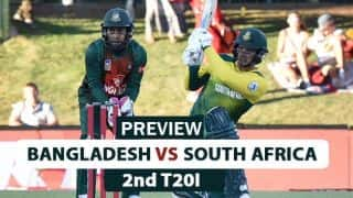 Bangladesh vs South Africa, 1st T20I preview and likely XIs: Hosts eye whitewash