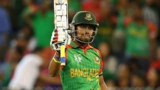 Bangladeshi cricketers Sabbir Rahman, Al-Amin Hossain fined for hosting female guest