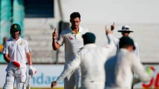 Mitchell Starc best in the world, says Mitchell Marsh