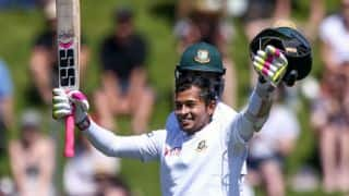Live Cricket Score, Bangladesh vs New Zealand, 1st Test Day 5 at Wellington:  NZ win by 7-wickets; lead series 1-0