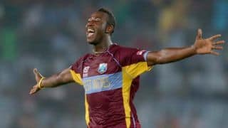 SA vs WI: Andre Russell gets AB de Villiers