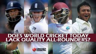 Does world cricket today lack quality all-rounders?