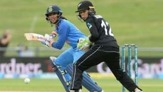 1st ODI: Mandhana, spinners lead India women's nine-wicket rout of New Zealand