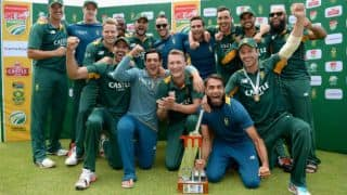 10 statistical highlights from 5th ODI between South Africa and England at Cape Town