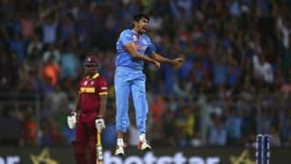 IND vs WI: Dhoni, Bumrah depart for T20Is in USA