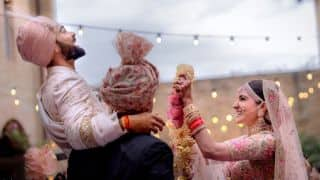Kohli sings at his wedding with Anushka but is cautious of GST