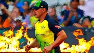 Aaron Finch can become Australia's ODI captain