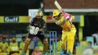 IPL 2019, CSK vs KKR: Chennai Super Kings go clear with fifth win