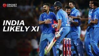 India vs New Zealand T20 World Cup 2016 match at Nagpur: India's likely XI
