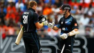 Guptill, Williamson's fifties guide New Zealand to 196-5 against England in 4th T20I