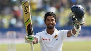 VIDEO: Dinesh Chandimal's gritty unbeaten 162 against India on Day 3 of 1st Test