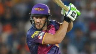 Faf du Plessis: IPL auction may distract players