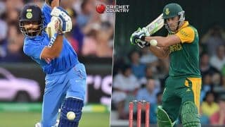 ICC Champions Trophy 2017: Statistical preview of India vs South Africa, 11th Match