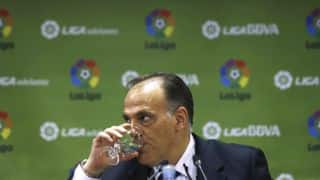 La Liga: Javier Tebas pips Real Madrid to win El Clasico against Barcelona