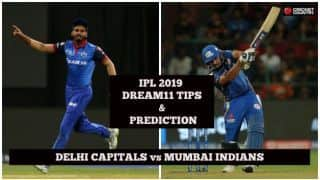 Dream11 Prediction: DC vs MI Team Best Players to Pick for Today's IPL T20 Match between Capitals and Indians at 8PM