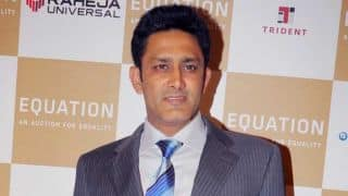 Anil Kumble says bowlers with suspect actions should be spotted early
