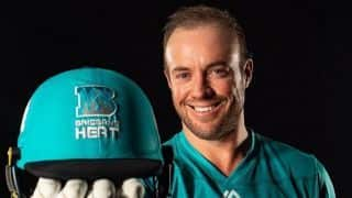 South Africa great AB de Villiers to play for Brisbane Heat in Big Bash League