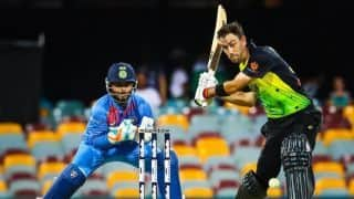 Krunal Pandya concedes second most runs by an India spinner in T20Is